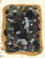 GRABNER Klaus  untitled, 1998  mixed media / handmade paper   52 x 39 cm     please click the image to enlarge